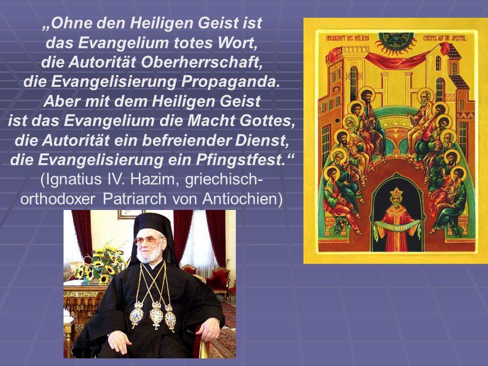 (Ignatius IV. Hazim, griechisch-orthodoxer Patriarch von Antiochien)