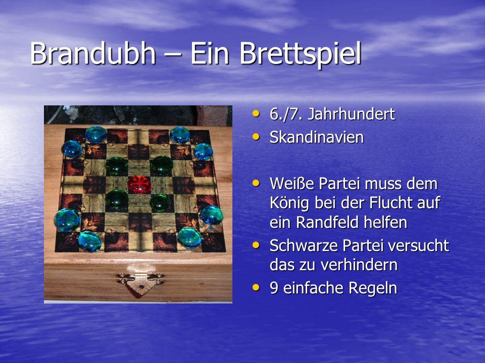 Brandubh – Ein Brettspiel