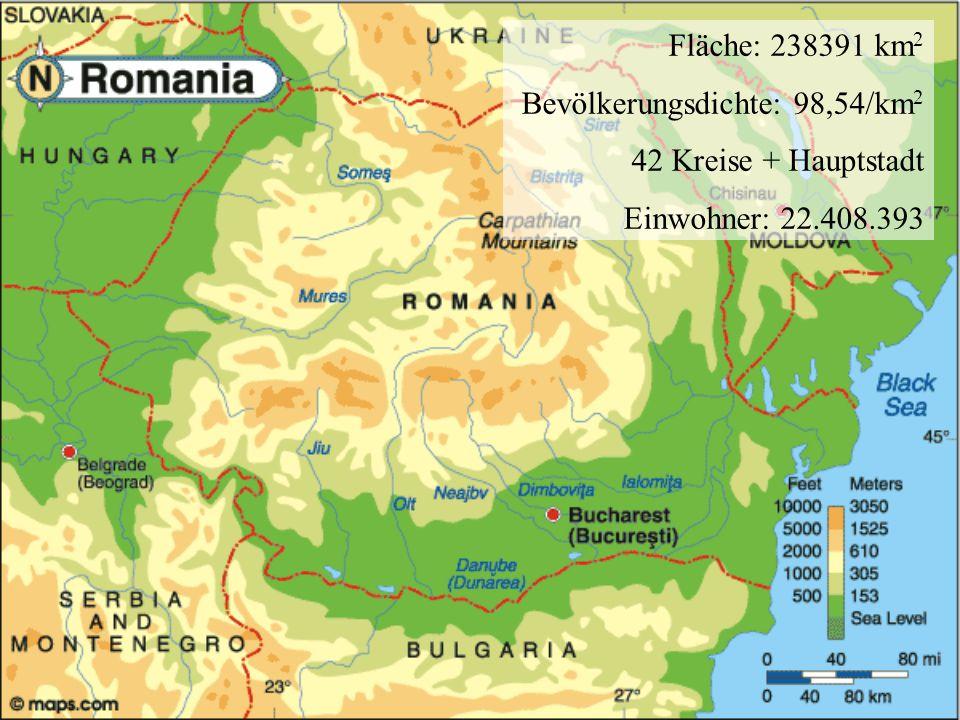 Bevölkerungsdichte: 98,54/km2 42 Kreise + Hauptstadt