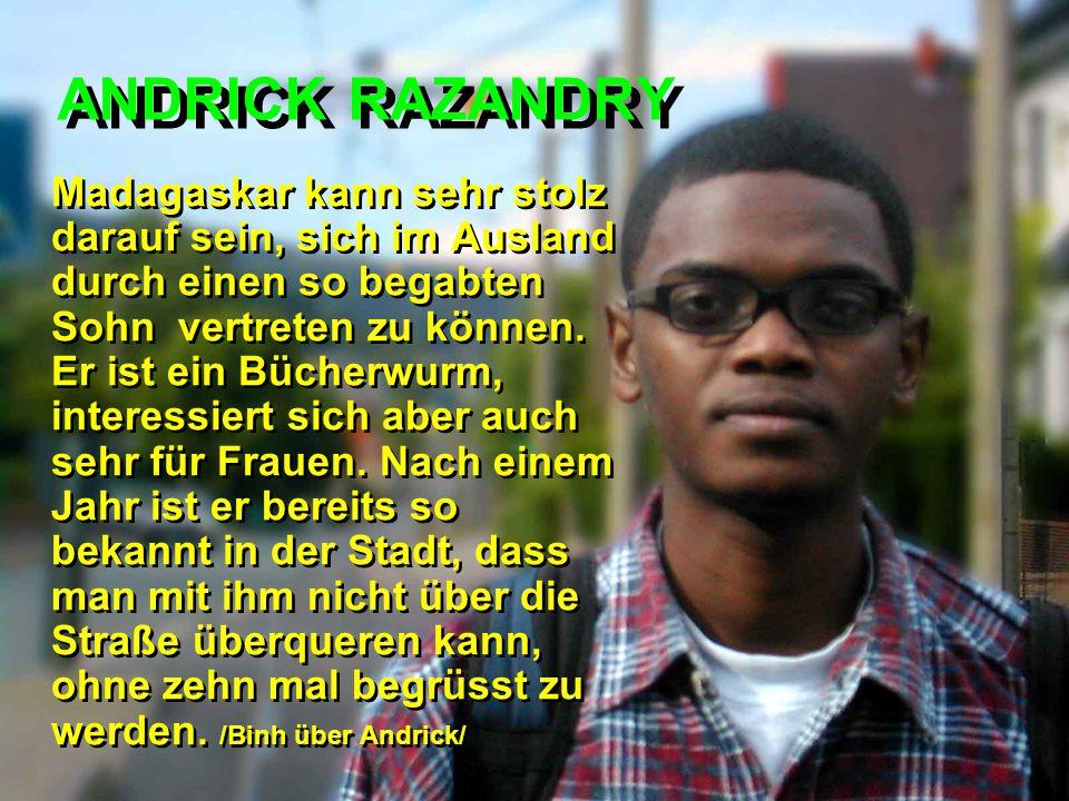 ANDRICK RAZANDRY