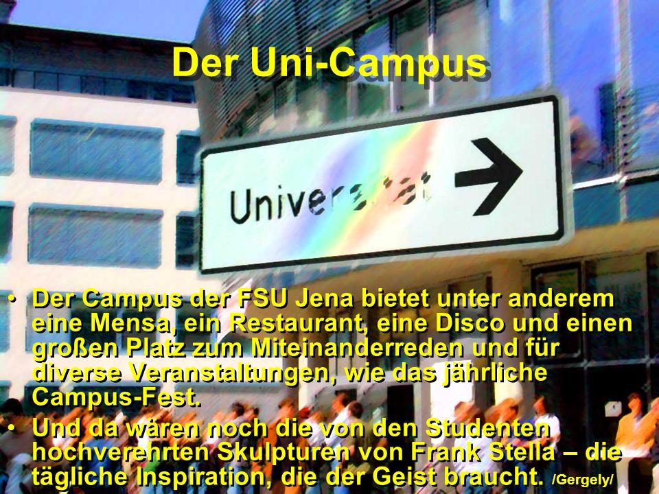 Der Uni-Campus