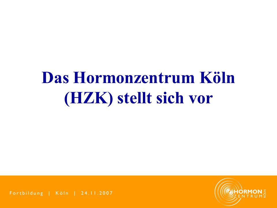 Das Hormonzentrum Köln (HZK) stellt sich vor