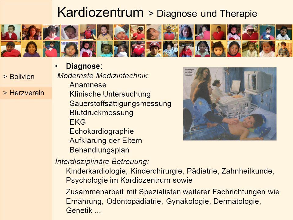 Kardiozentrum > Diagnose und Therapie
