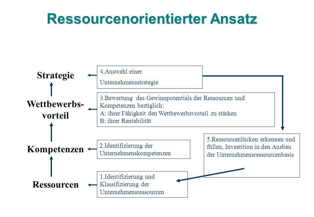 Ressourcenorientierter Ansatz