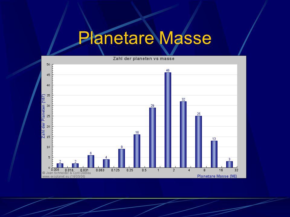 Planetare Masse
