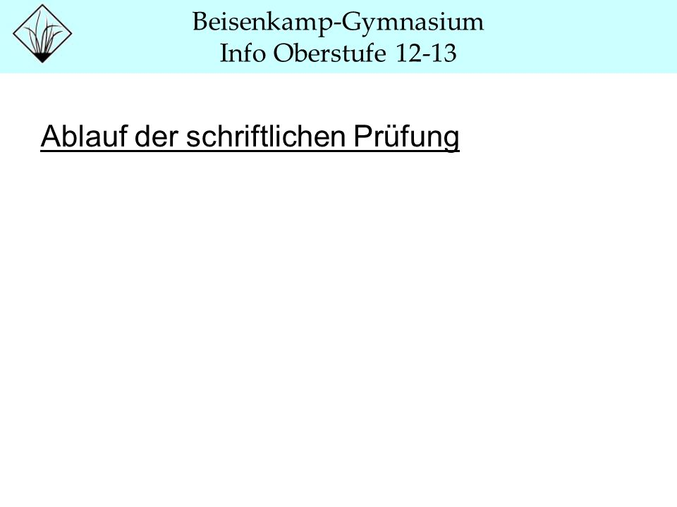 Beisenkamp-Gymnasium