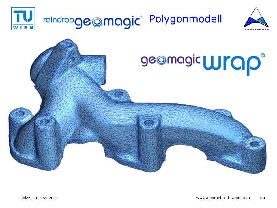 Polygonmodell