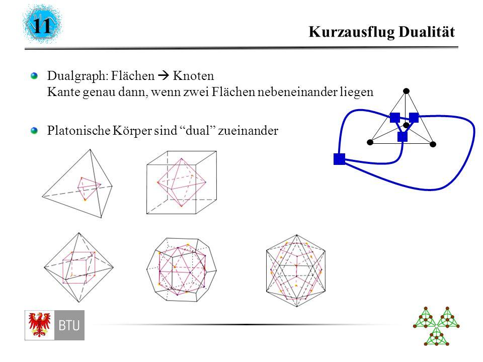 Ausgewählte Kapitel der Graphentheorie