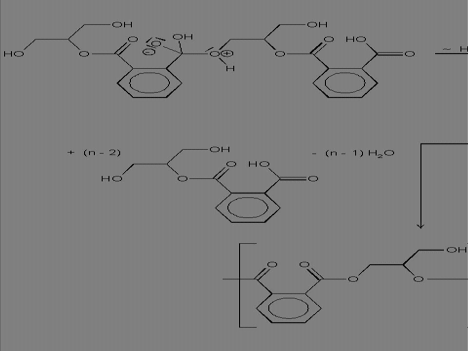 Polyester hat zunächst lineare Struktur