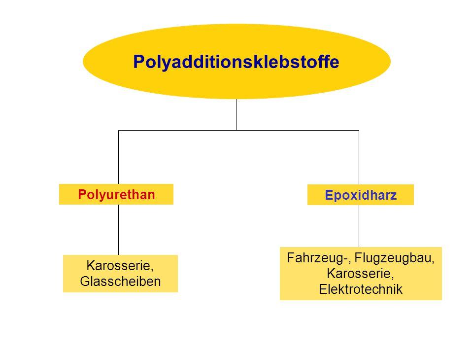 Polyadditionsklebstoffe