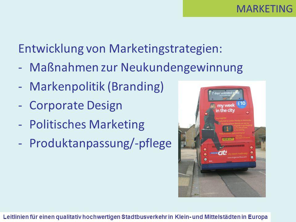 Entwicklung von Marketingstrategien: Maßnahmen zur Neukundengewinnung