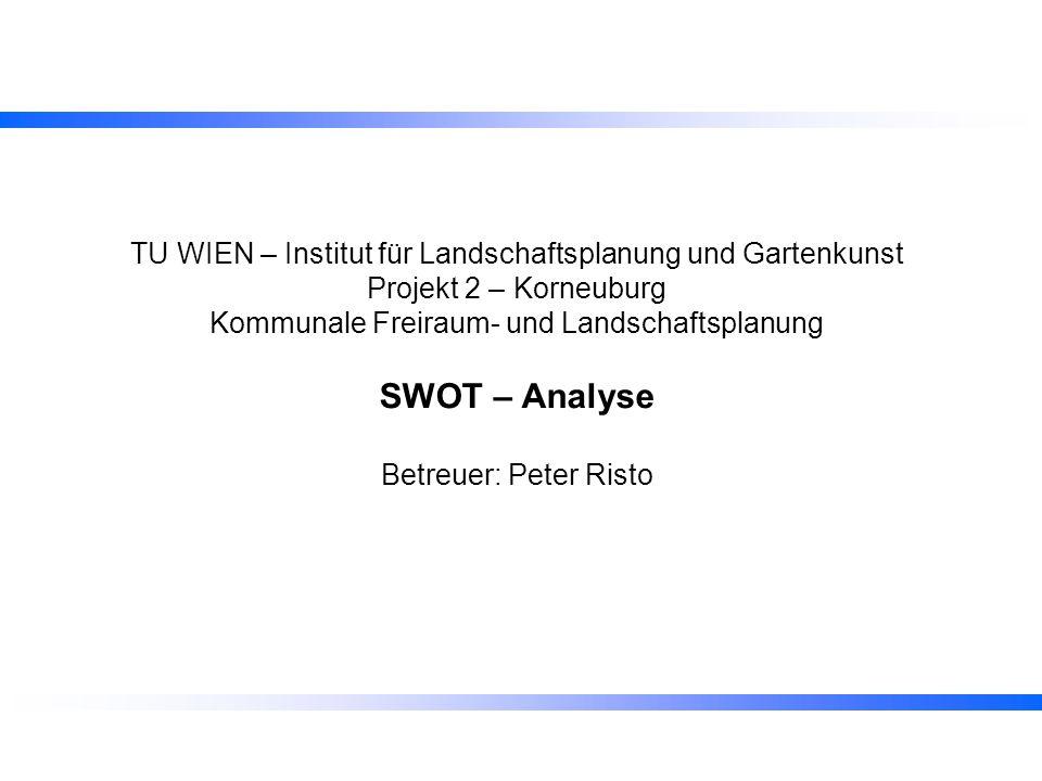 TU WIEN – Institut für Landschaftsplanung und Gartenkunst