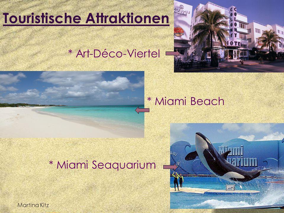 Touristische Attraktionen