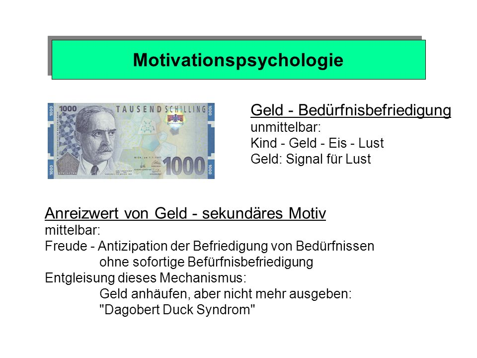 Motivationspsychologie