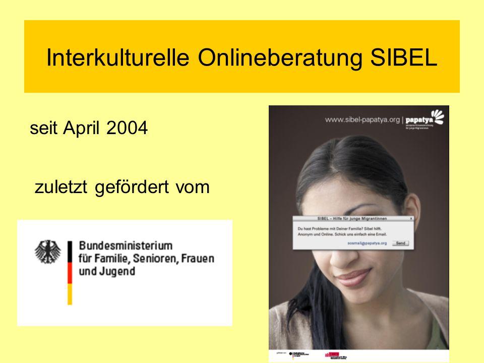Interkulturelle Onlineberatung SIBEL