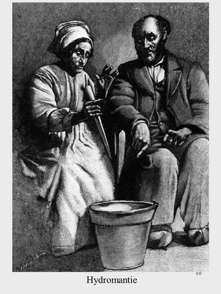 Wahrsagen mit Würfeln. Aus Laurens L'Esprit: Le Passe-temps de la fortune des dez, Paris 1534