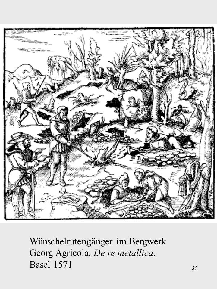 Wahrsager in Tirol. Aus einer Zeitung von 1877