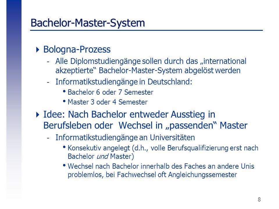 Bachelor-Master-System