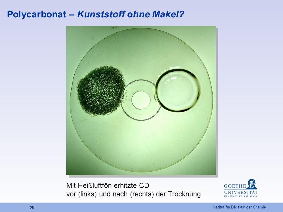 Polycarbonat – Kunststoff ohne Makel