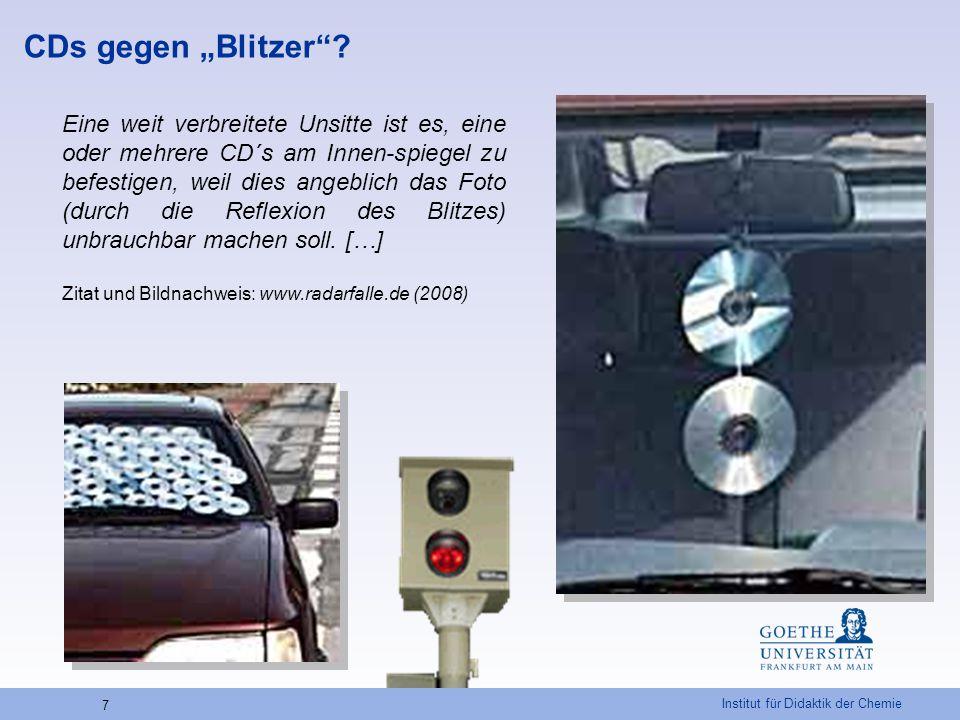 """CDs gegen """"Blitzer"""