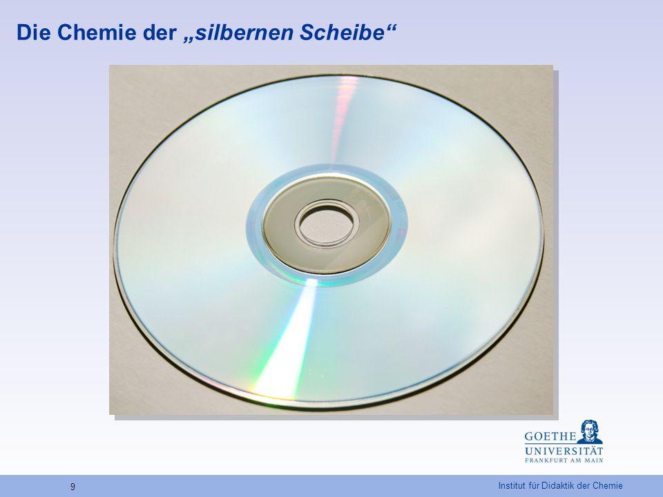 """Die Chemie der """"silbernen Scheibe"""