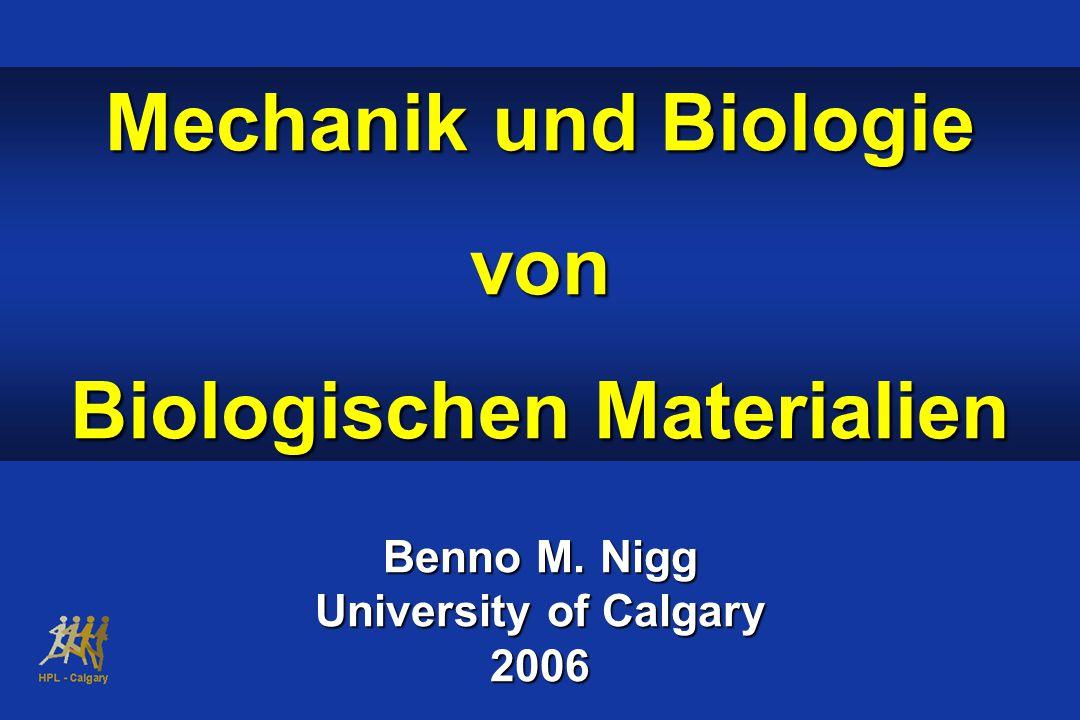 Biologischen Materialien