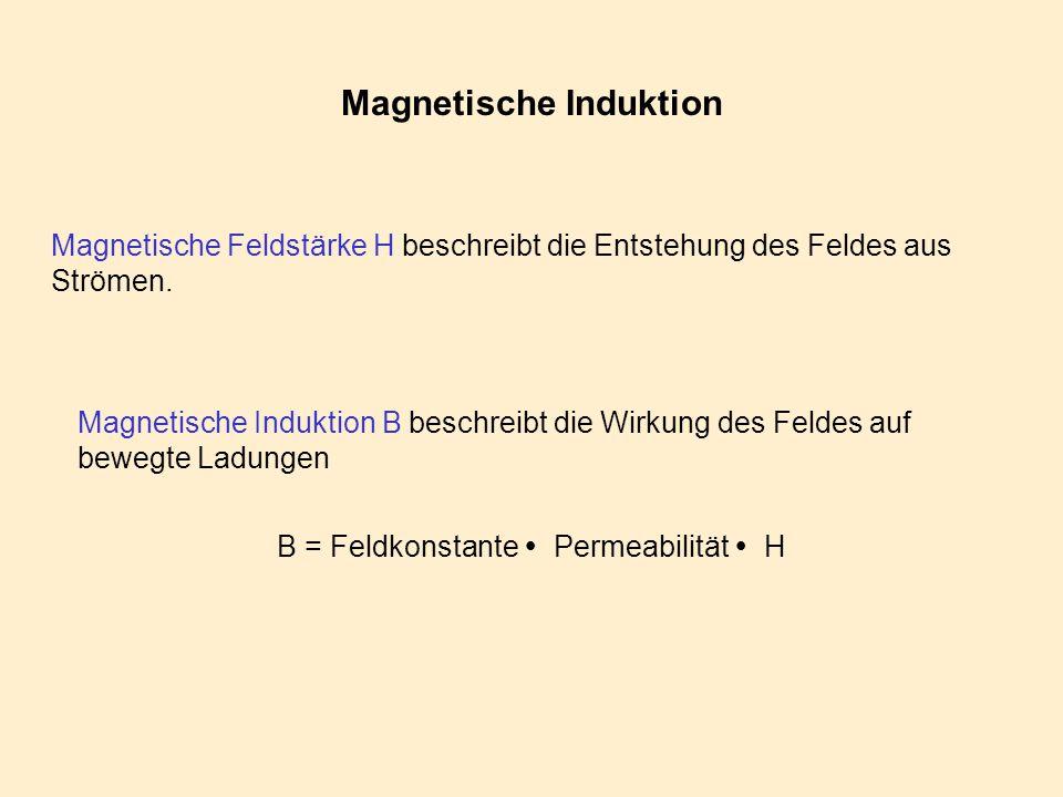 Magnetische Induktion