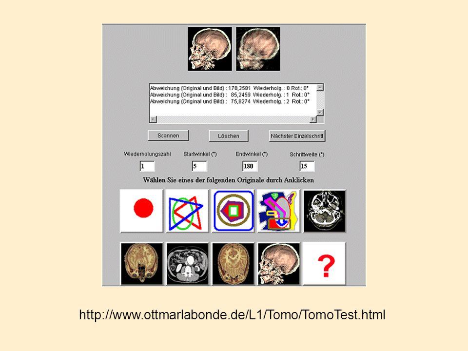http://www.ottmarlabonde.de/L1/Tomo/TomoTest.html