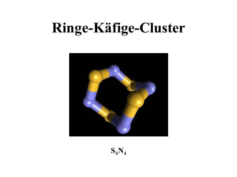 Ringe-Käfige-Cluster