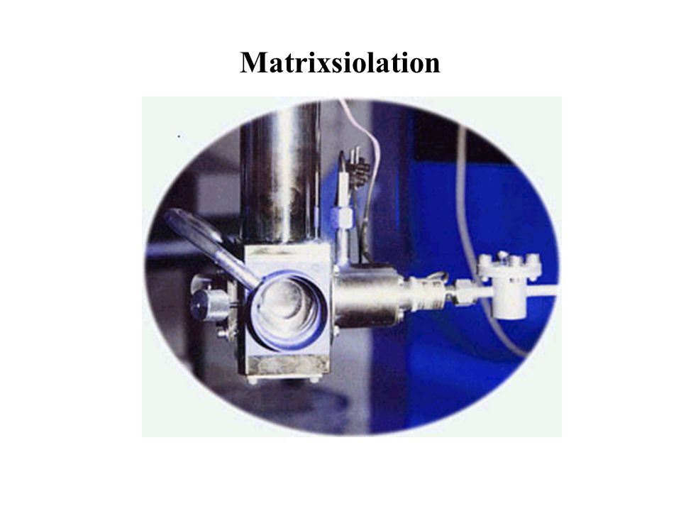 Matrixsiolation