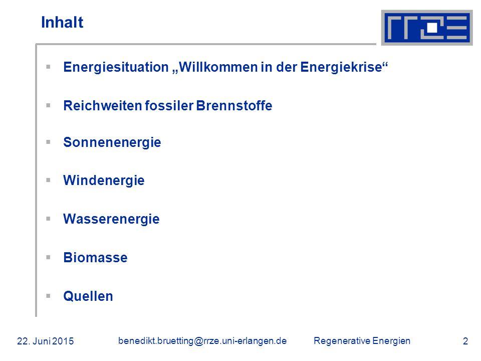 "Inhalt Energiesituation ""Willkommen in der Energiekrise"