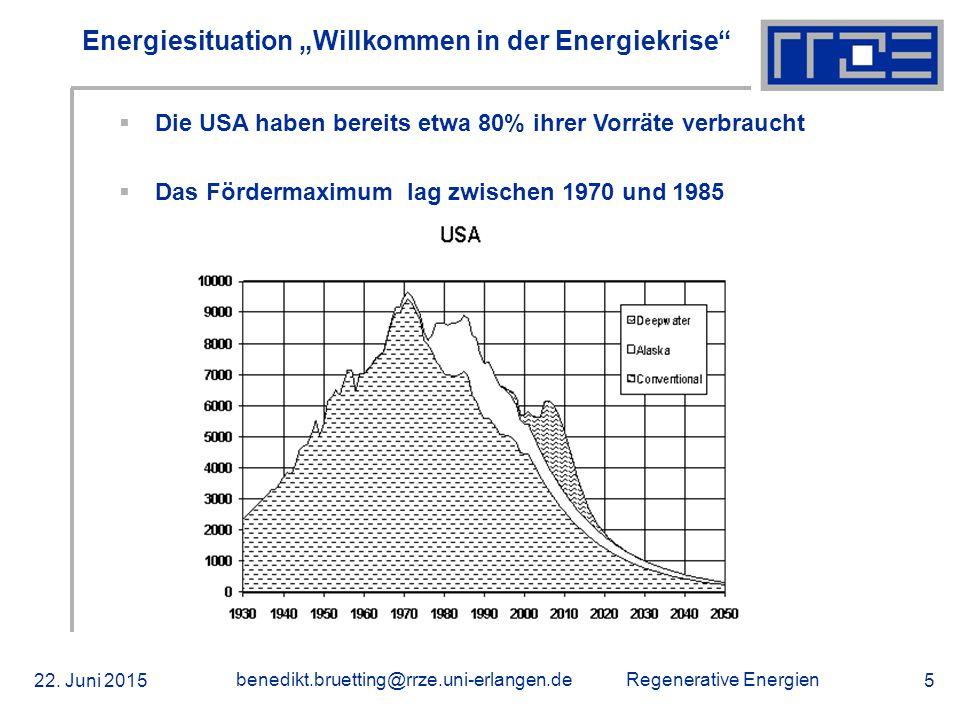 """Energiesituation """"Willkommen in der Energiekrise"""