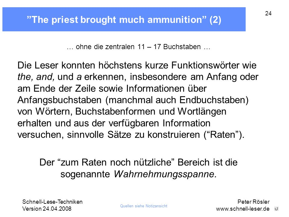 The priest brought much ammunition (2)