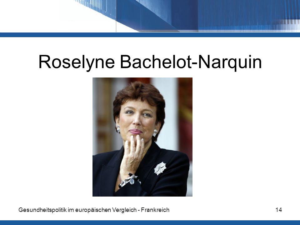 Roselyne Bachelot-Narquin