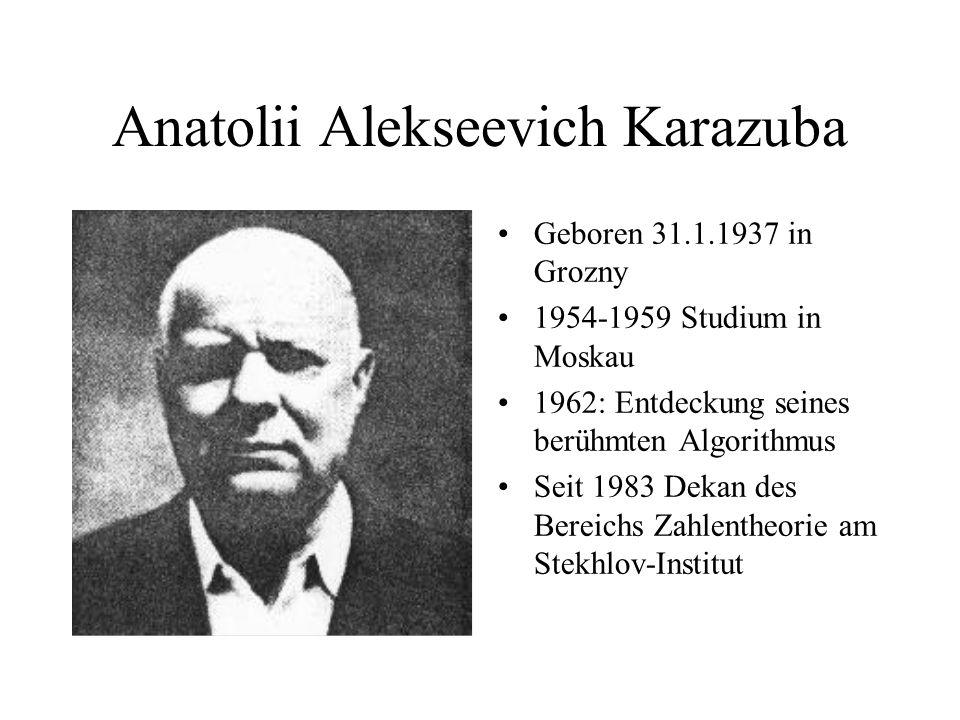 Anatolii Alekseevich Karazuba