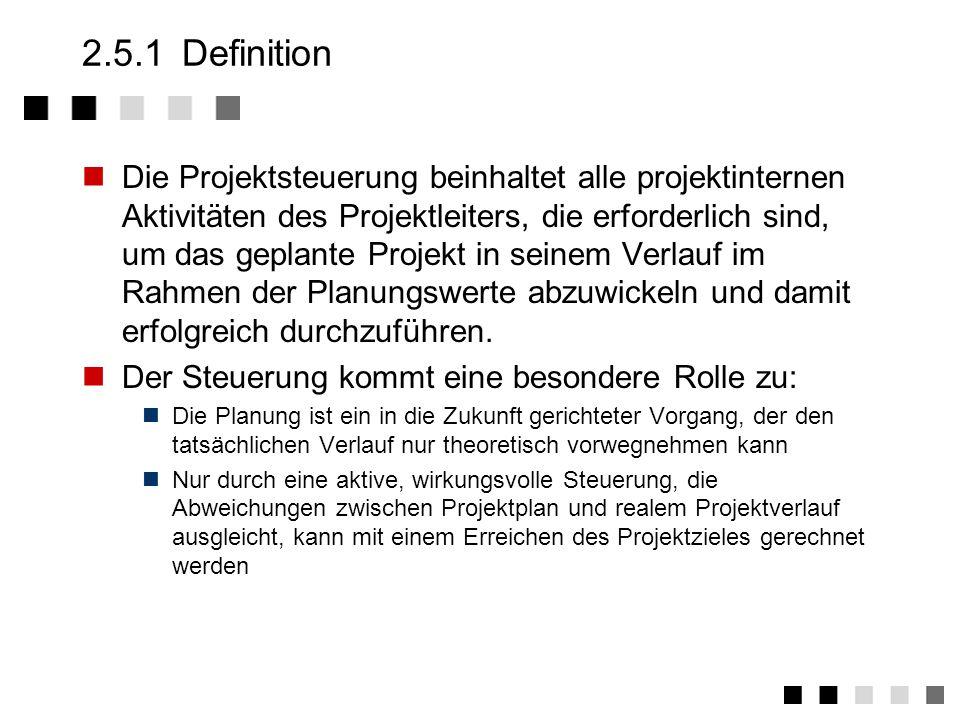 2.5.1 Definition
