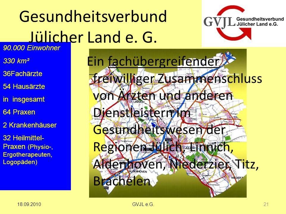 Gesundheitsverbund Jülicher Land e. G.