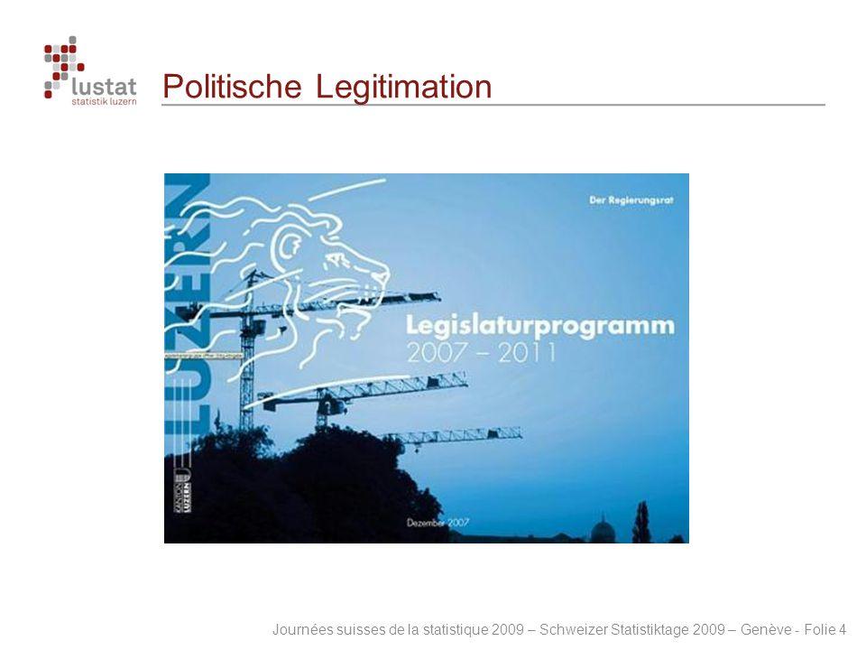 Politische Legitimation