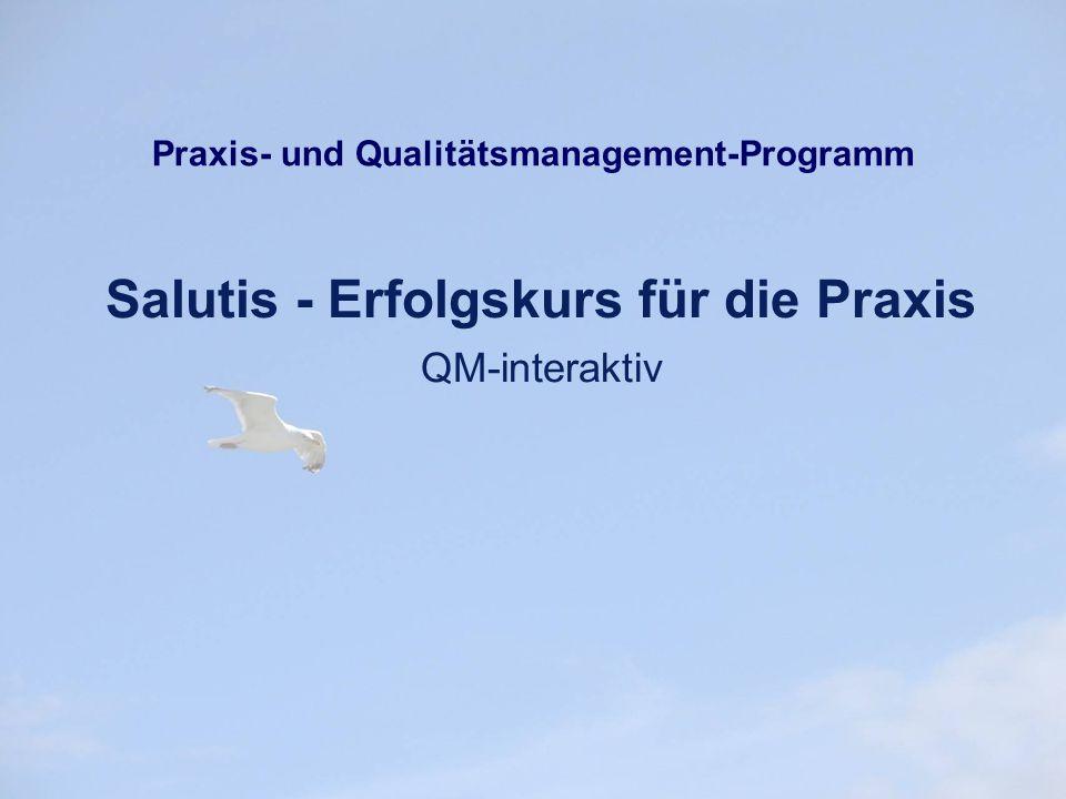 Praxis- und Qualitätsmanagement-Programm