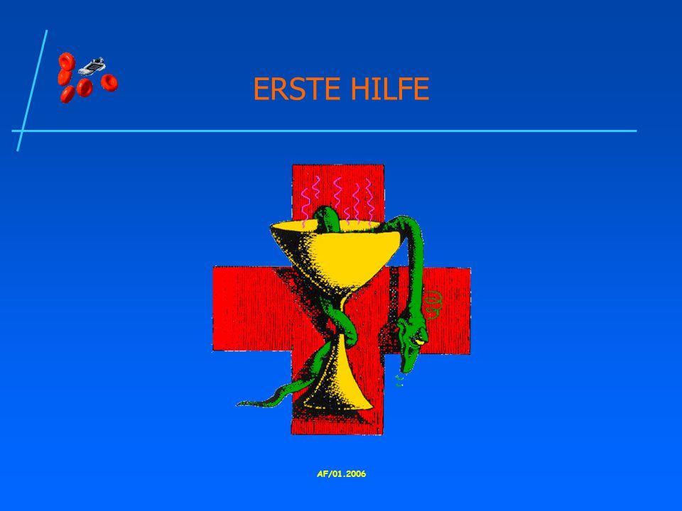 ERSTE HILFE AF/01.2006