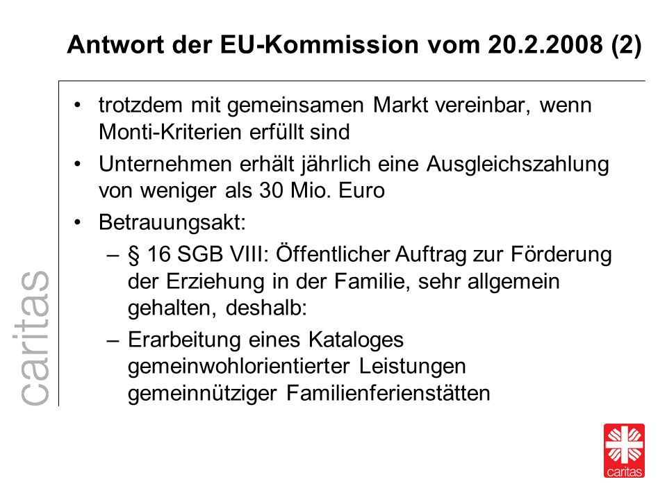 Antwort der EU-Kommission vom 20.2.2008 (2)