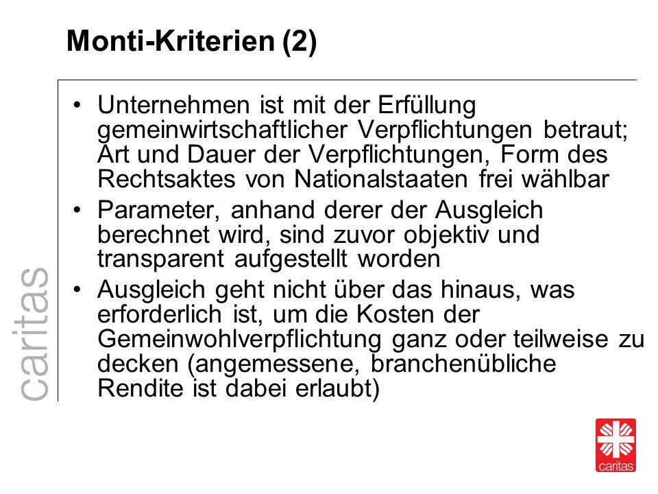 Monti-Kriterien (2)