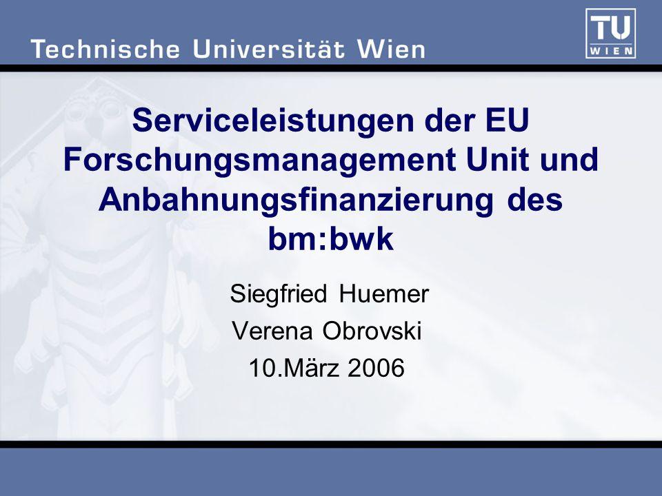 Siegfried Huemer Verena Obrovski 10.März 2006