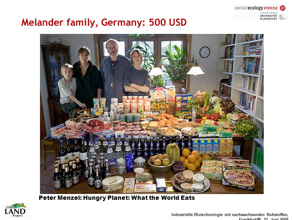 Melander family, Germany: 500 USD