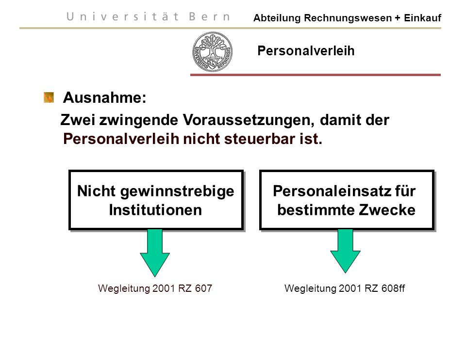 Nicht gewinnstrebige Institutionen