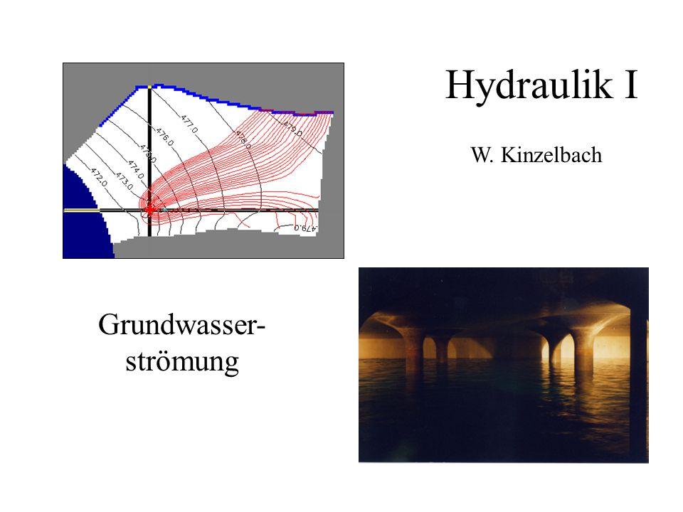 Grundwasser-strömung