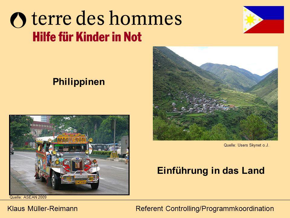 Philippinen Einführung in das Land