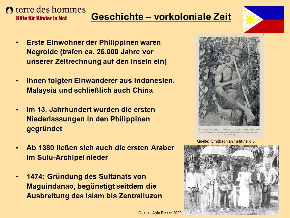 Geschichte – vorkoloniale Zeit