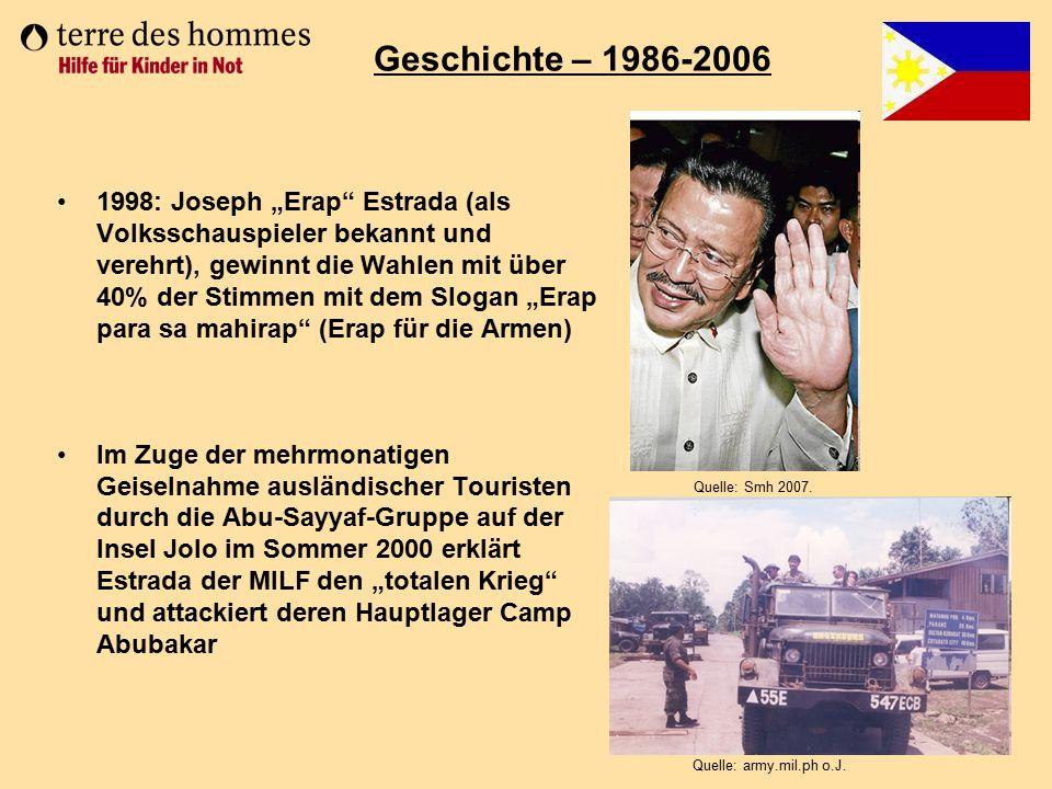 Geschichte – 1986-2006