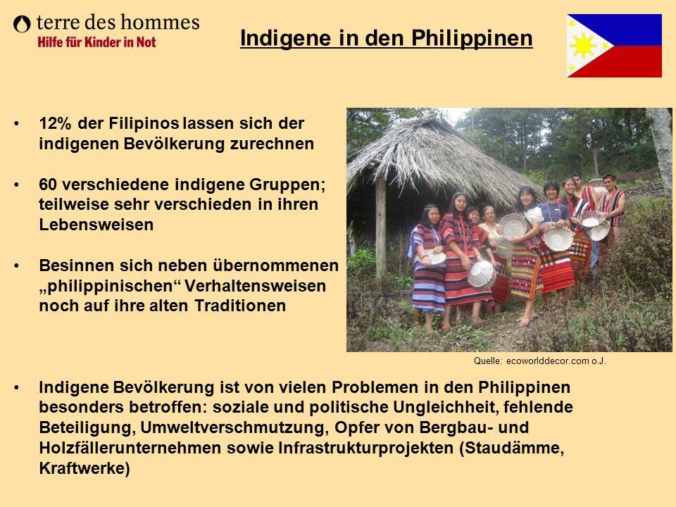 Indigene in den Philippinen